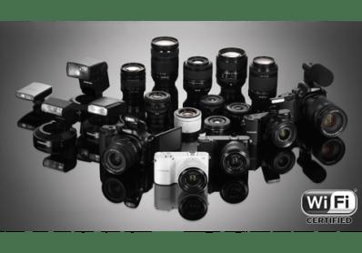 Samsung All Smart Cameras and Lenses