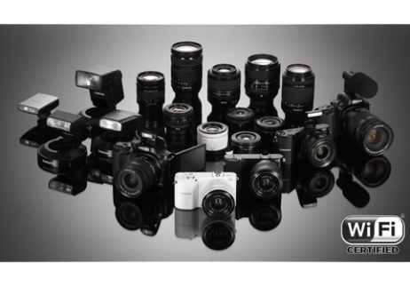 Samsung All Smart Cameras and Lenses