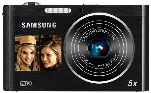 Samsung DV300F Smart Camera