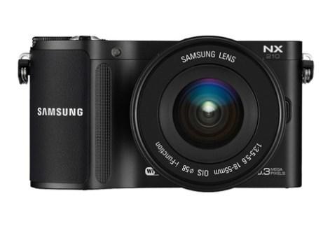 Samsung NX210 Smart Camera