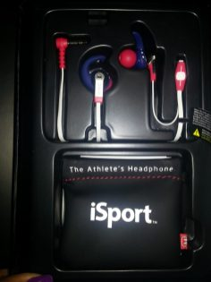 Monster iSports USA - In Box and Pouch