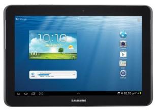 Samsung Galaxy Tab 2 10.1 AT&T_i497_Tab 2-10front