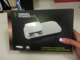 Duracell Powermat - Box