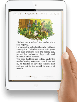 Apple iPad Mini book