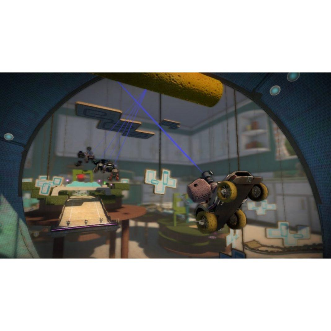 LittleBigPlanet Karting PS3 - Scene 3