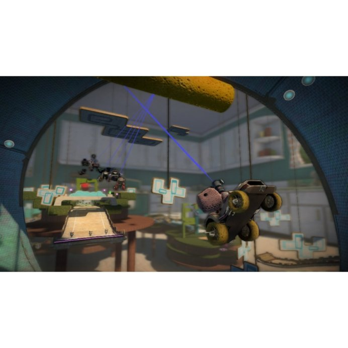 LittleBigPlanet Karting PS3 - Scene 3
