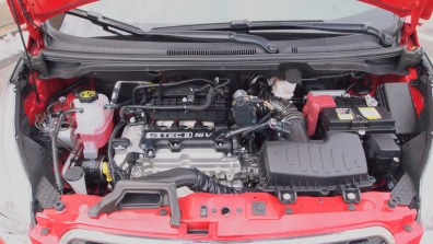 Chevy Spark 2 LT - G Style Magazine - REview - Auto - Car - Hood - Engine 1