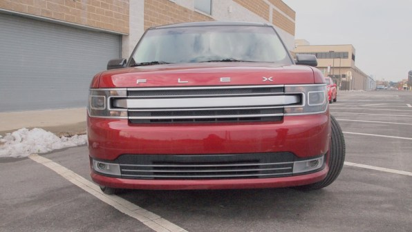 Ford Flex Limited - REview - Car - Auto - G Style magazine - exterior - grill