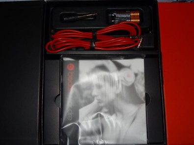 Beats by Dre - Executives - Headphones - Review - G Style Magazine - box contents