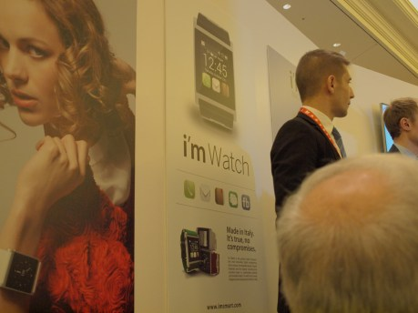 i'm watch - press - ces 2013 - g style magazine - features