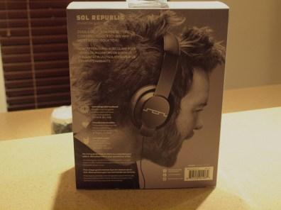 SOL Republic - Master Tracks Headphones - G Style Magazine Box Description