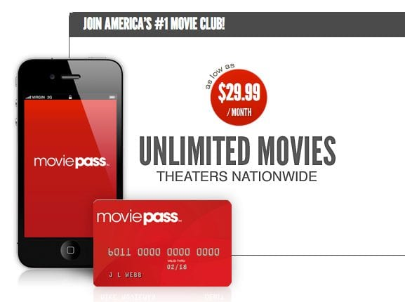 Movie Pass - Unlimited Movie Tickets - Netflix for Theaters - G Style Magazine