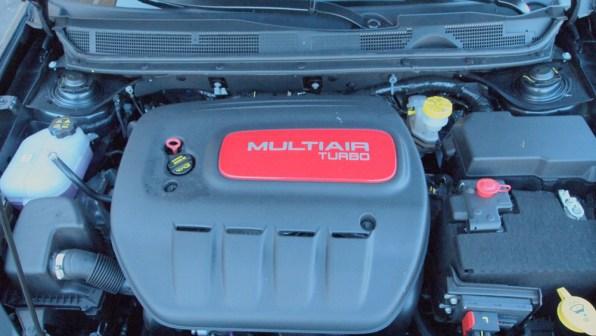 2013 Dodge Dart Limited 1 - hood - engine - G Style Magazine 11