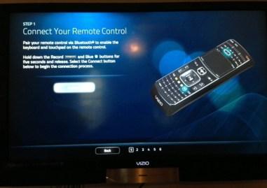 Vizio Co-Star Google TV - Media Streamer - Remote setup
