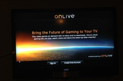 Vizio Co-Star Google TV - Device TV Streamer search - OnLive Gaming