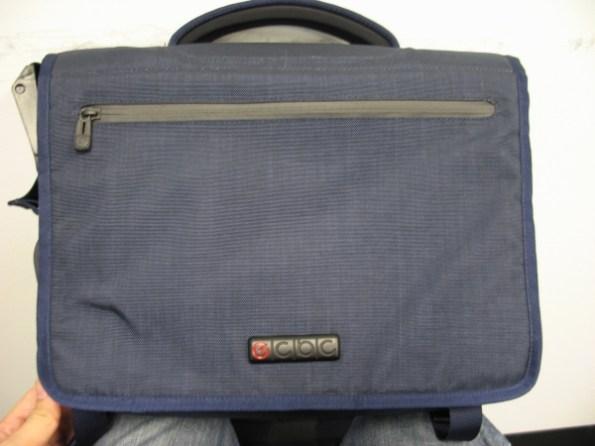 ECBC Laptop Bag - Closed