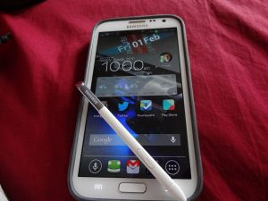 Samsung Galaxy Note II - Features