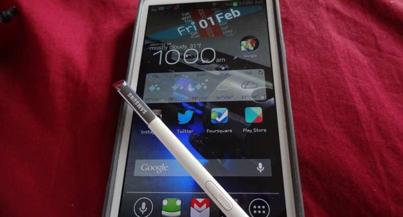 Stylus and Screen