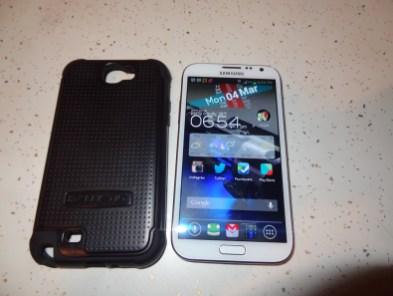 Samsung Galaxy Note II - Shell Gel Ballistic Case - GStyle Magazine 5