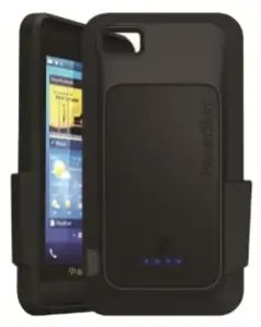 PowerSkin Launches First Battery Case for BlackBerry Z10 BB Z10 - GStyle Magazine