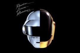 Daft Punk Feat Pharrell Get Lucky - Random Access Memories Album May 21 - HTC One