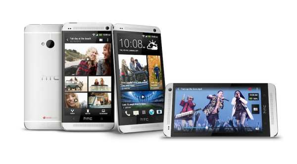 HTC One Android Smartphone Multi Views