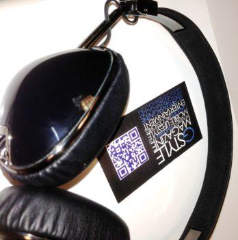 Skullcandy Navigator Headphones - G Style Magazine - Analie Ear Cups