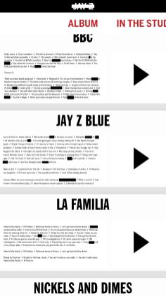 Jay Z Magna Carta Holy Grail (8)