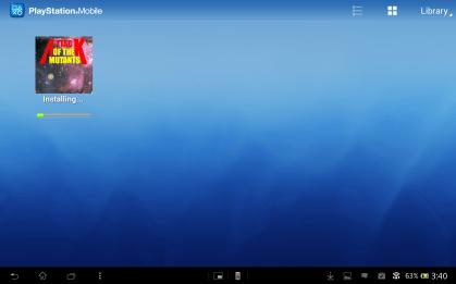 Sony Xperia Tablet Z screenshots (7)
