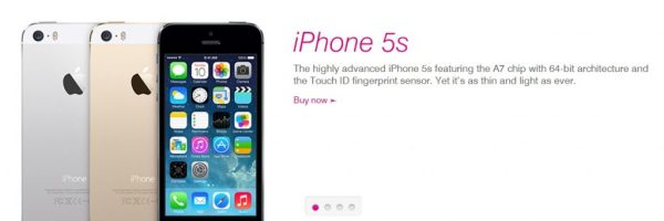 iphone 5s now