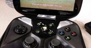 NVIDIA SHIELD running Grand Theft Auto Vice City