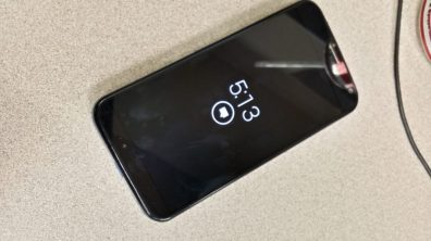 Moto X Active Notification