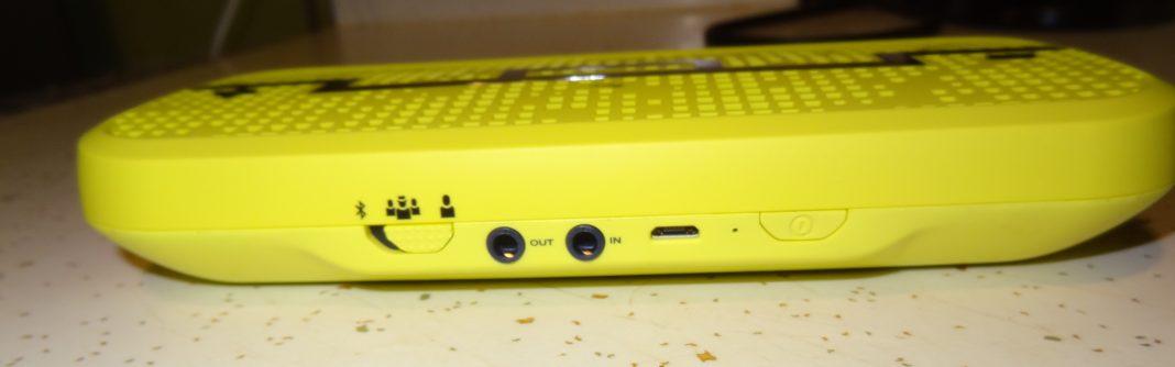 SOL REPUBLIC x Motorola DECK Ports