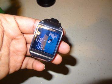 Samsung Galaxy Gear WatchStyler