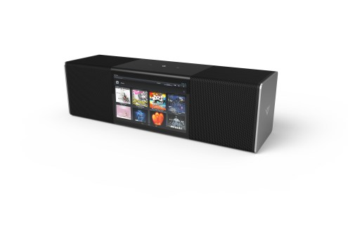 4.7 Inch Display Portable Smart Audio2