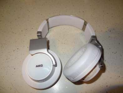 AKG K845BT On-Ear Headphones [Review] - Full