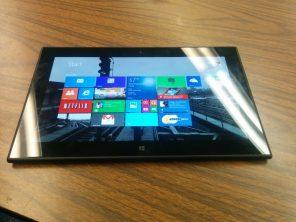 Lumia 2520 Black 8