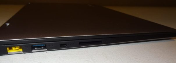 Lenovo Yoga Pro 2 Hybrid Ultrabook angles (2)