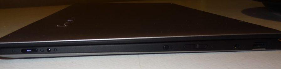 Lenovo Yoga Pro 2 Hybrid Ultrabook angles (3)