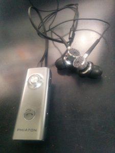 Phiaton PS-210 Bluetooth Headphones