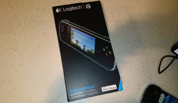Logitech iOS Controller (3)