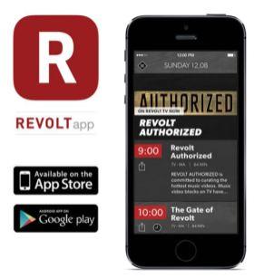Revolt TV iOS Android