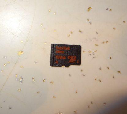 Sandisk Ultra microSDXC 128GB Card (4)