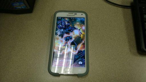 Samsung Galaxy S5 -Otterbox Symmetry Case (4)