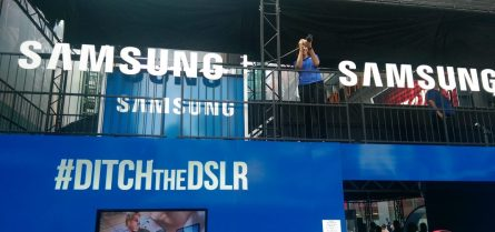 Samsung DitchTheDSLR event (1)