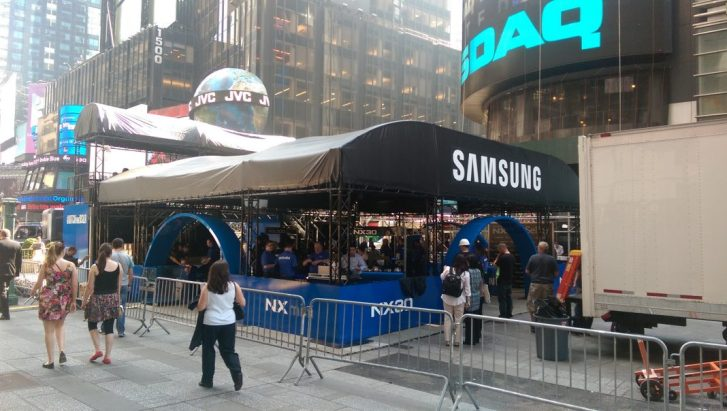 Samsung DitchTheDSLR event (2)