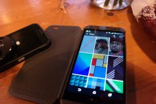 HTC One M8 Dot View Case Updated 2