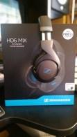 Sennheiser HD6 MIX Headphones - Side / Box