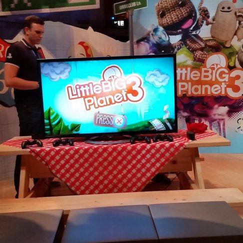 Little Big Planet 3 demo