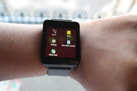 LG G Watch Wear Mini Launcher
